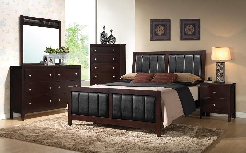 Carlton Collection 4 Piece Bedroom Set