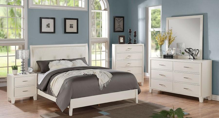 Tyla 4-Piece Bedroom Set