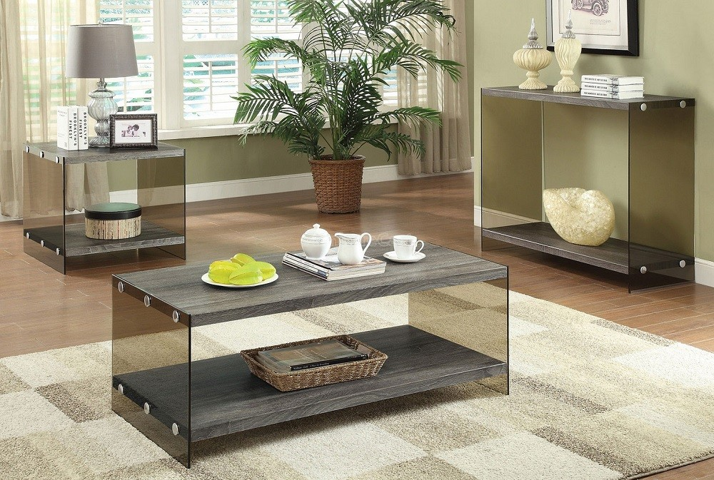 Lucas Grey Coffee Table