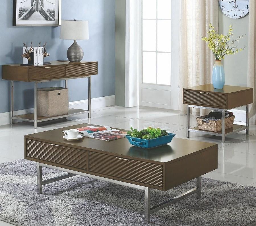 Mars Grey Coffee Table