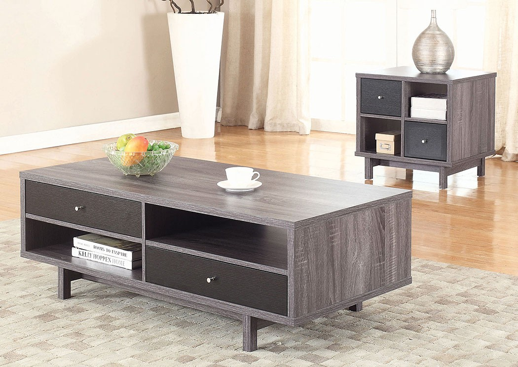 Jack Grey Coffee Table