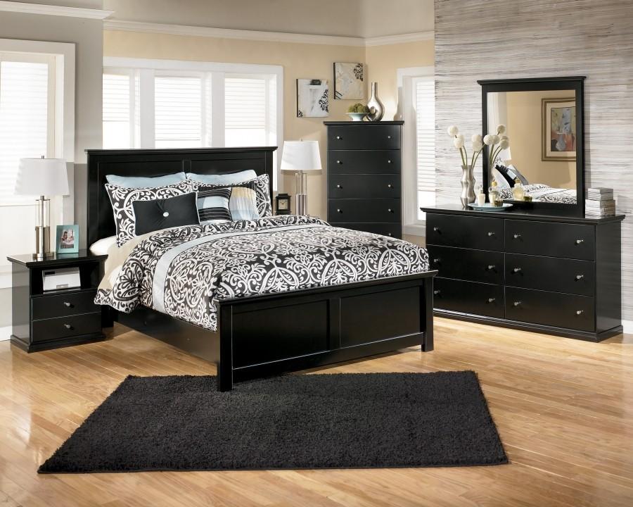Maribel 4-Piece Bedroom Set