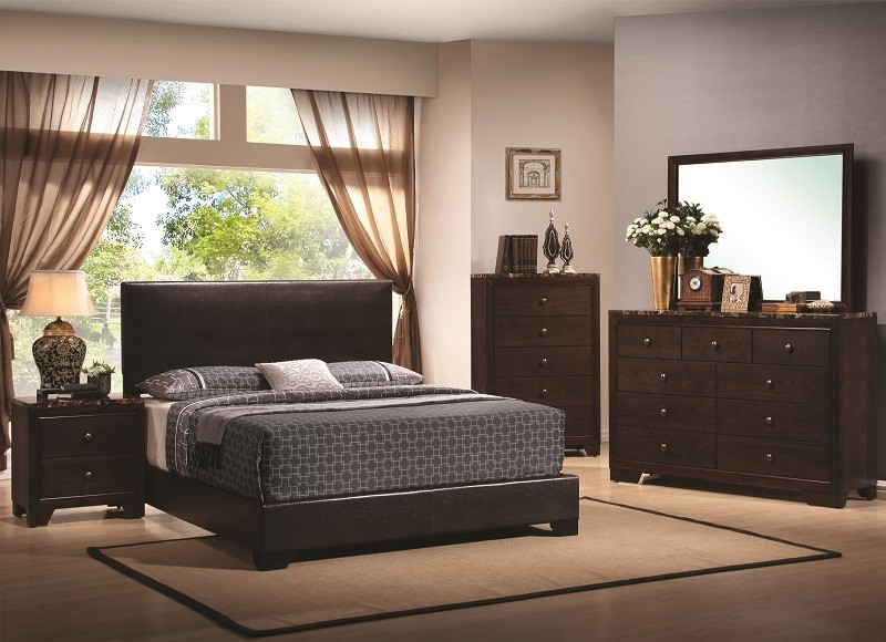 Conner 4 Piece Bedroom Set
