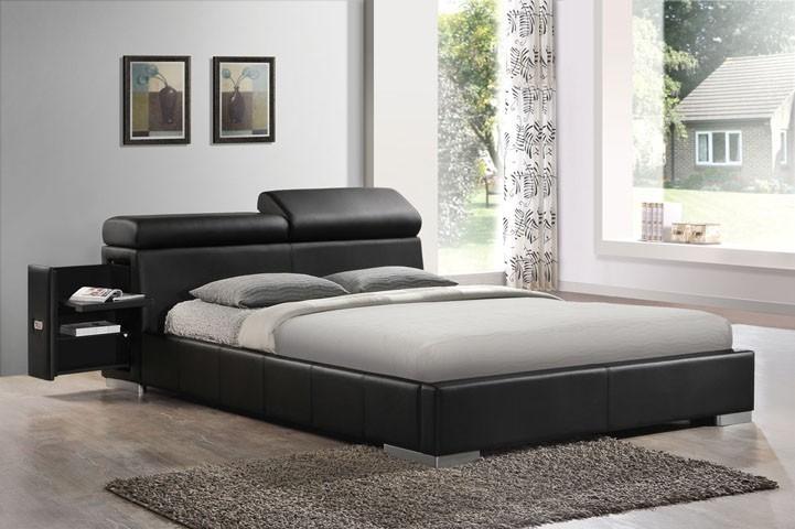 Maxine Black Bed