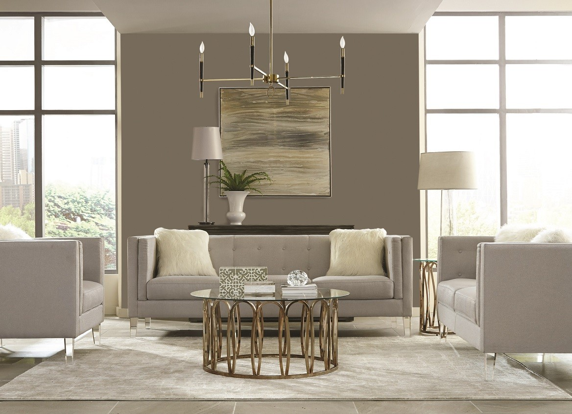 Furniture stores in miami florida - Lana Grey Sofa And Loveseat