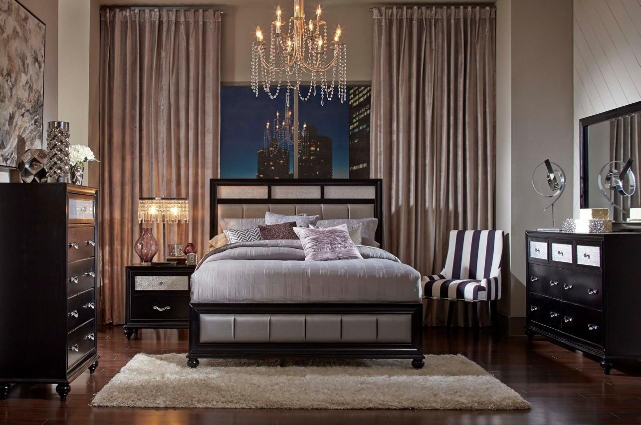 Barzini 4-Piece Bedroom Set