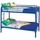 Miles Blue Bunk Bed
