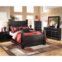 Shay 4-Piece Bedroom Set