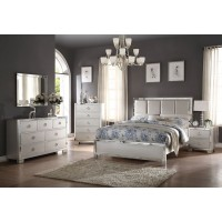 Glam 4-Piece Bedroom Set