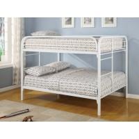 Hanser White Bunk Bed