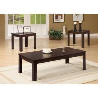 Simplicity 3-Piece Coffee Table Set