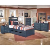 Leo 4-Piece Bedroom Set