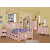 Floresville 4-Piece Bedroom Set