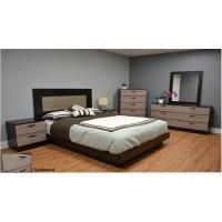 Granada Platform 5 Piece Bedroom Set