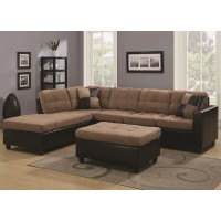 Miami Sofas Contemporary Sectional Modern Living Room