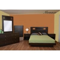 Monaco 5-Piece Bedroom Set