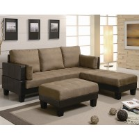 New Way Futon with Ottoman