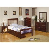 Paul 4-Piece Bedroom Set