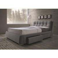 Loft Gray Bed