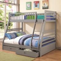 Andy Grey Bunk Bed