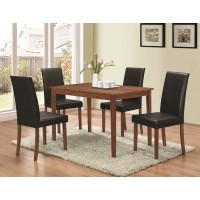 Tiller 5 Piece Dining Set