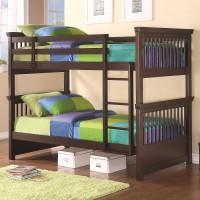 Hinder Cappuccino Bunk Bed