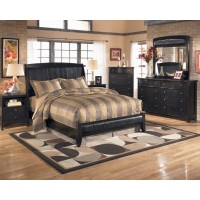 Harmony 4-Piece Bedroom Set