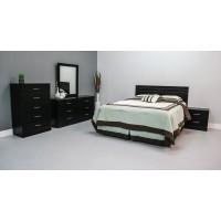 Allegro 4-Pc Bedroom Set