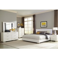 Felicity Iluminate 4-Piece Bedroom Set