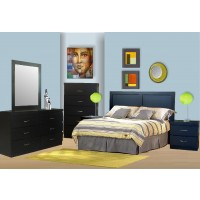 Milano 6-Piece Bedroom Set