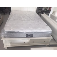 Black Diamond Pillow Top Foam Encased Mattress