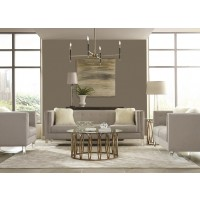 Lana Grey Sofa and Loveseat