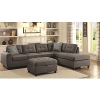Nesley Grey Sectional