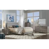 Sofia Grey 4-Piece Bedroom Set