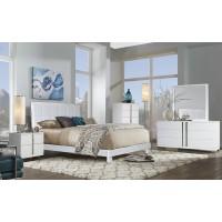 Sofia White 4-Piece Bedroom Set