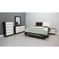 Torino Headboard 6-Piece Bedroom Set