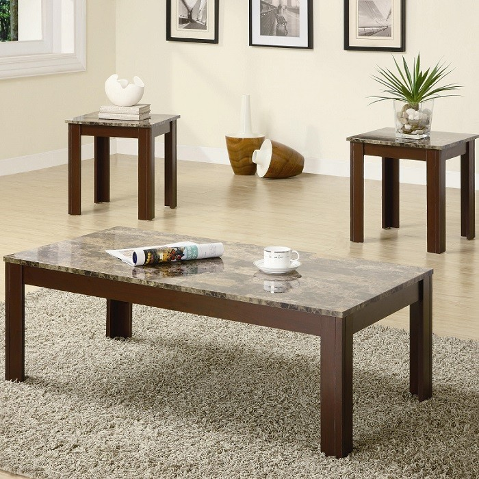 Sean 3-Piece Coffee Table