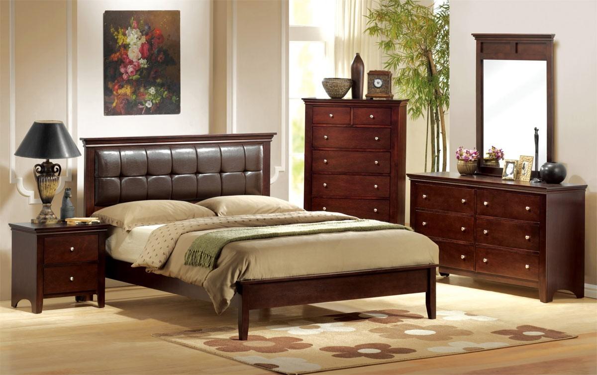 Copenhagen 4-Piece Bedroom Set