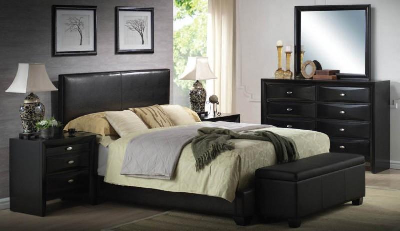 Ireland 4-Piece Bedroom Set