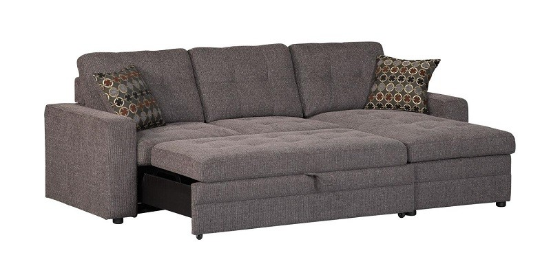 Sensational Gus Sectional Sofa Bed Miami Furniture Beatyapartments Chair Design Images Beatyapartmentscom