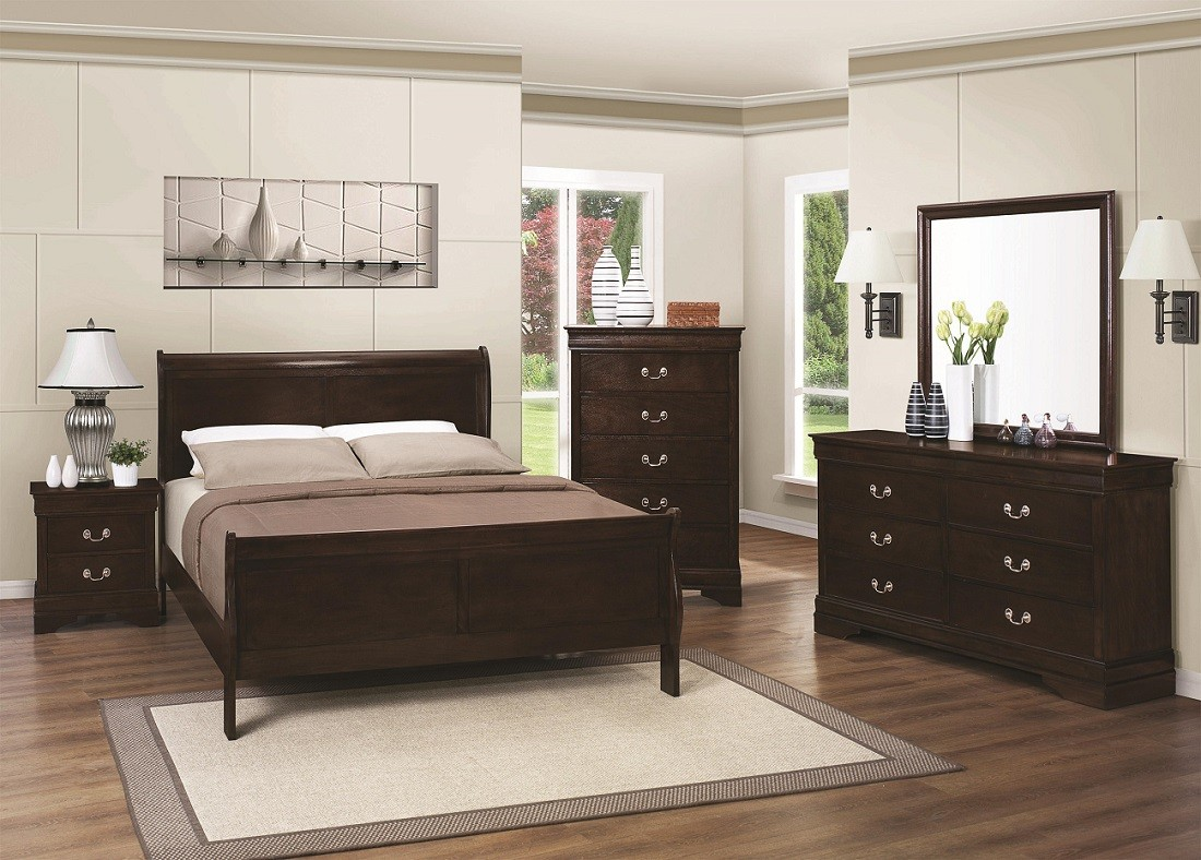 Brice 4-Piece Bedroom Set