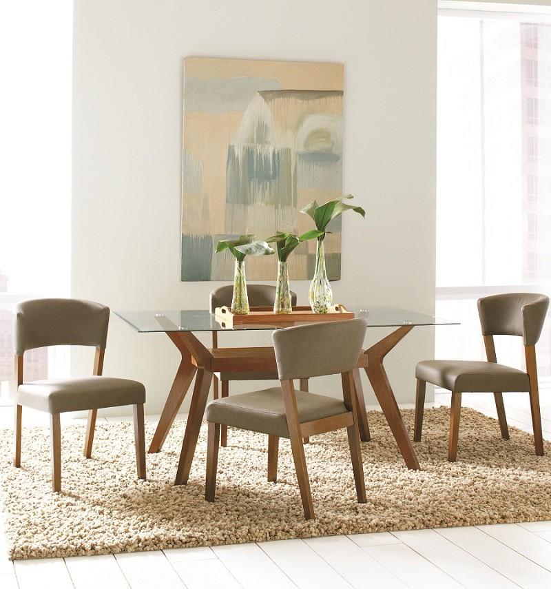 Paxton Rectangular 5-Piece Dining Set