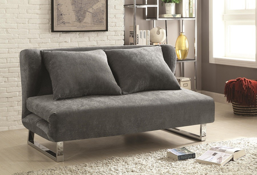 Majoy Grey Sofa Bed