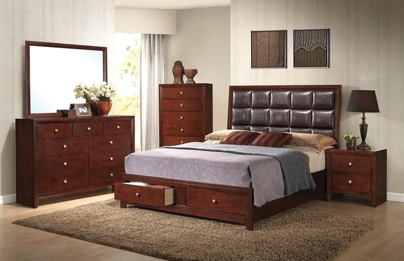 Iliana 4-piece Bedroom set