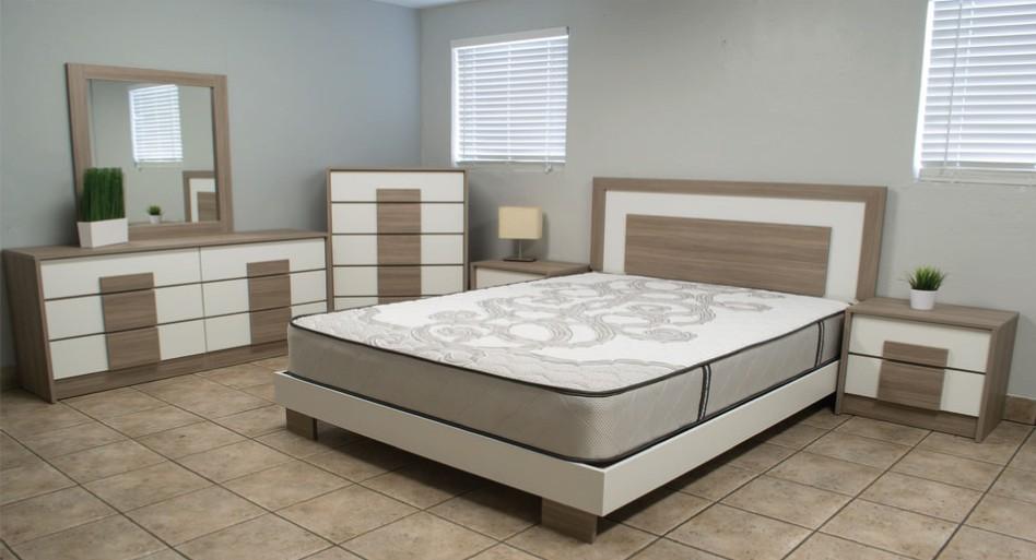 Venice 4-Piece Bedroom Set