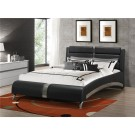 Jeslyn Black Bed
