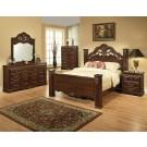 Alexandria 4-Piece Bedroom Set