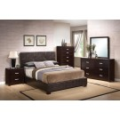 Andreas Collection 4-Piece Bedroom Set