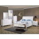 Hermosa Beach 4-Piece Bedroom Set