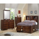 Hillary Collection 4 Piece Bedroom Set